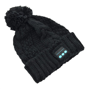 Bluetooth Headphone Knitted Beanie - I Have Wanderlust