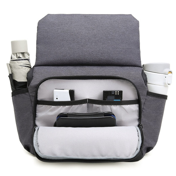 The BAGSMART Functional Camera Bag with Rain Cover (3 Colors) - I Have Wanderlust