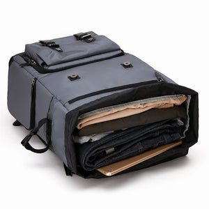 BAGSMART Canvas & Leather Retro Camera Bag (2 Colors) - I Have Wanderlust
