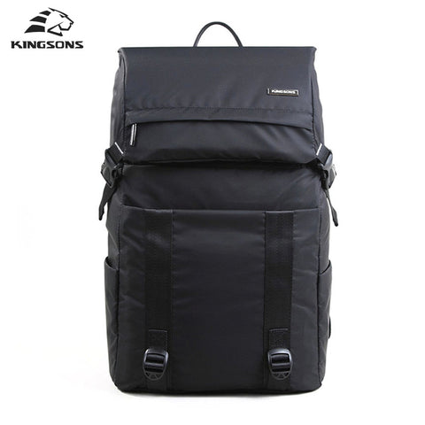 The KINGSONS 15.6 Inch Waterproof Laptop Rucksack (3  Colors) - I Have Wanderlust