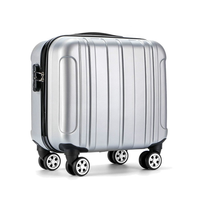 "16"" Small Boy Trolley Carry-on Suitcase"