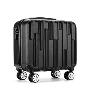 "18"" Carry-on Boarding Trolley Suitcase"