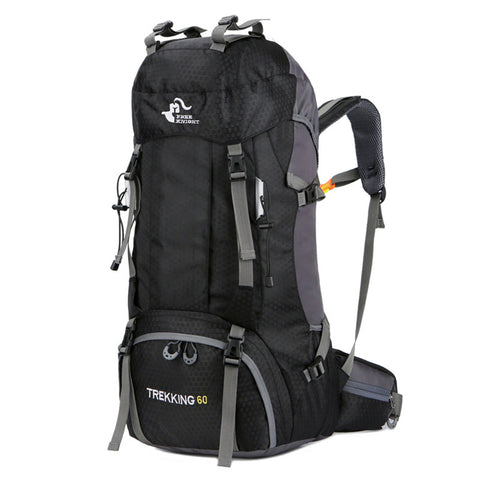 The FREE KNIGHT Trekking60 60L Backpackers Backpack with Rain Cover (4 Colors) - I Have Wanderlust