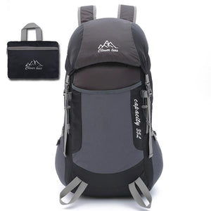 Large Capacity Foldable Outdoor Backpack (5 Colors) - I Have Wanderlust