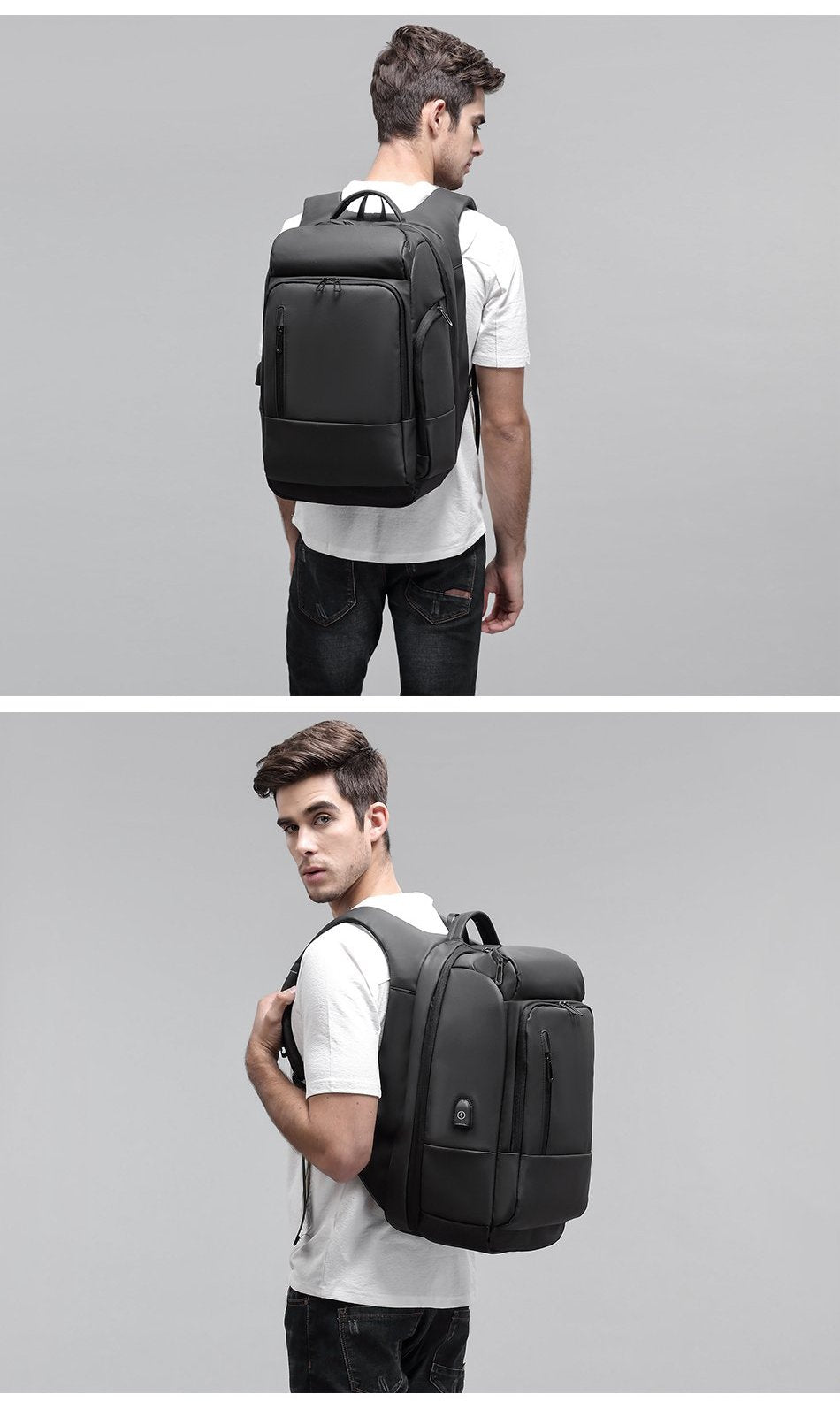 The Ultimate Wanderer's Travel Backpack (2 Colors) - I Have Wanderlust