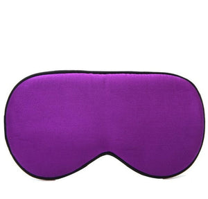 The Silk No Pressure Sleep Mask (6 Colors) - I Have Wanderlust