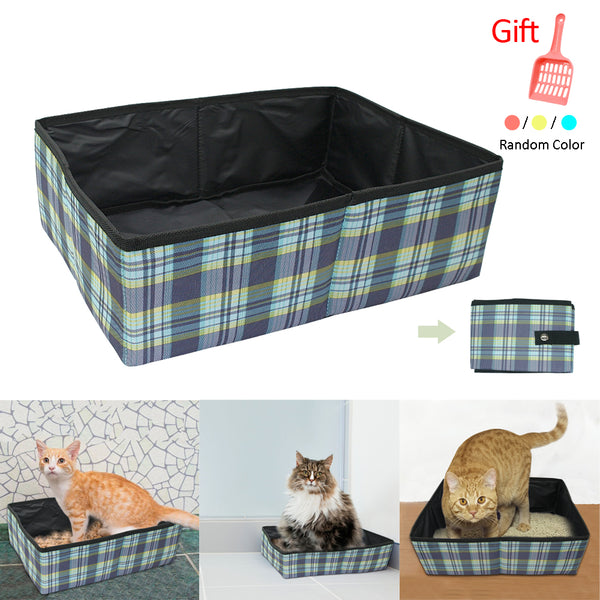The Deluxe Portable Litter Box - I Have Wanderlust