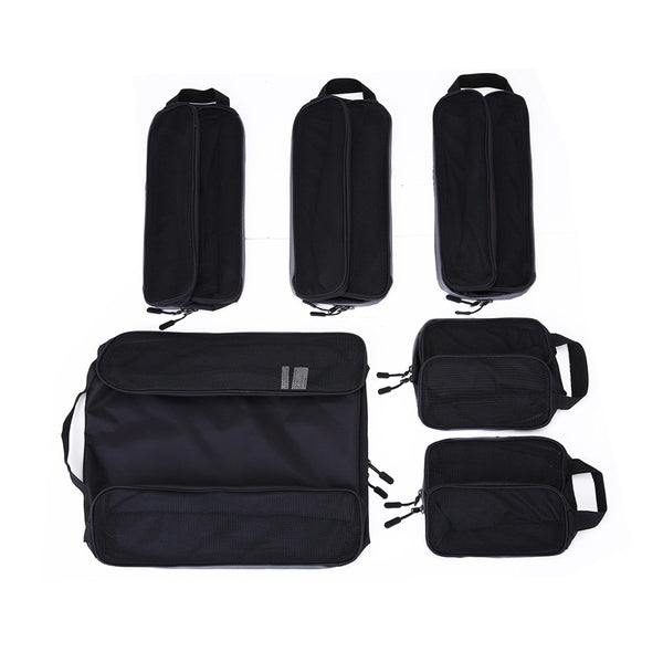 The BAGSMART Breathable 6 Piece Ultimate Packing Set (4 Colors) - I Have Wanderlust