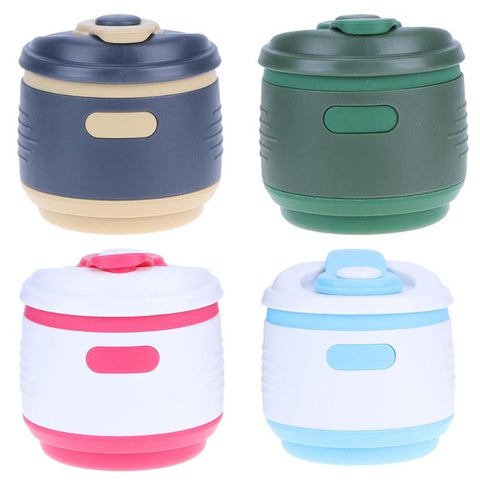 The Retractable Travel Mug (4 Colors) - I Have Wanderlust
