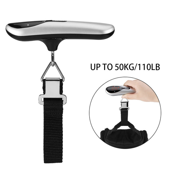 High Precision Digital LED Luggage Scale (2 Colors) - I Have Wanderlust
