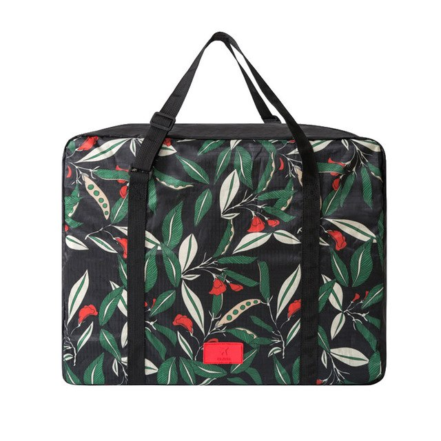The Midnight Foliage Carry-on Handbag (2 Styles) - I Have Wanderlust