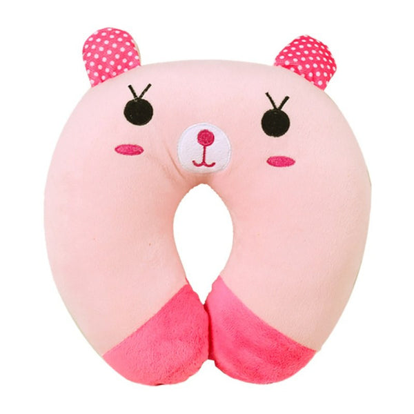 Colorful Animal Kids U-Shaped Neck Pillow (7 Styles) - I Have Wanderlust