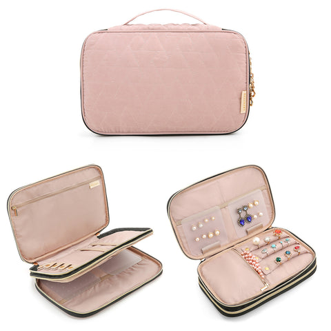 BAGSMART Travel Jewelry Bag (3 Colors) - I Have Wanderlust