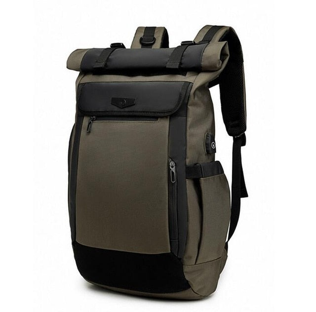 OZUKO Waterproof Multifunction USB Charging Backpack (5 Colors) - I Have Wanderlust