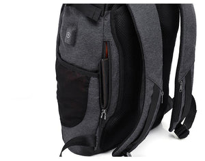 Modern Multipurpose Business Travel Backpack with USB - I Have Wanderlust