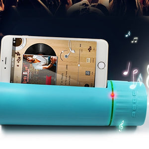 Smart Bluetooth Speaker Water Bottle with Selfie Remote and Powerbank (2 Colors) - I Have Wanderlust