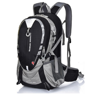 25L Rainproof Riding Backpack (8 Colors)