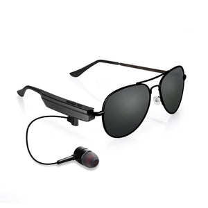 Bluetooth Headphone Aviators - I Have Wanderlust