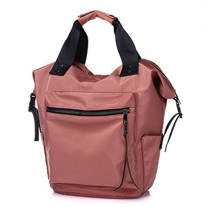 Waterproof High Capacity Casual Explorer Backpack (6 Colors)