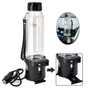 Electric 12V Smart Car Kettle with Temperature Control - I Have Wanderlust