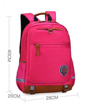 Children's Functional Travel Satchel (2 Sizes/3 Colors) - I Have Wanderlust