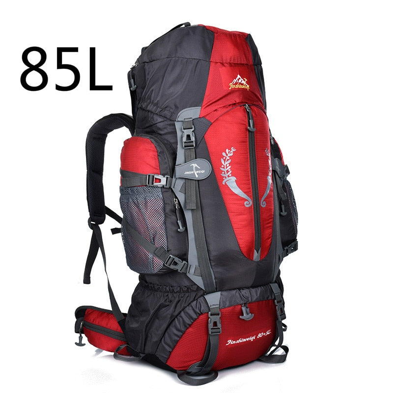 85L Ultimate Backpacker's Multi-purpose Trekking Backpack (6 Colors)