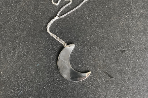 Sunday, October 25th  - Silver Cut Out Pendant - Beginning Level