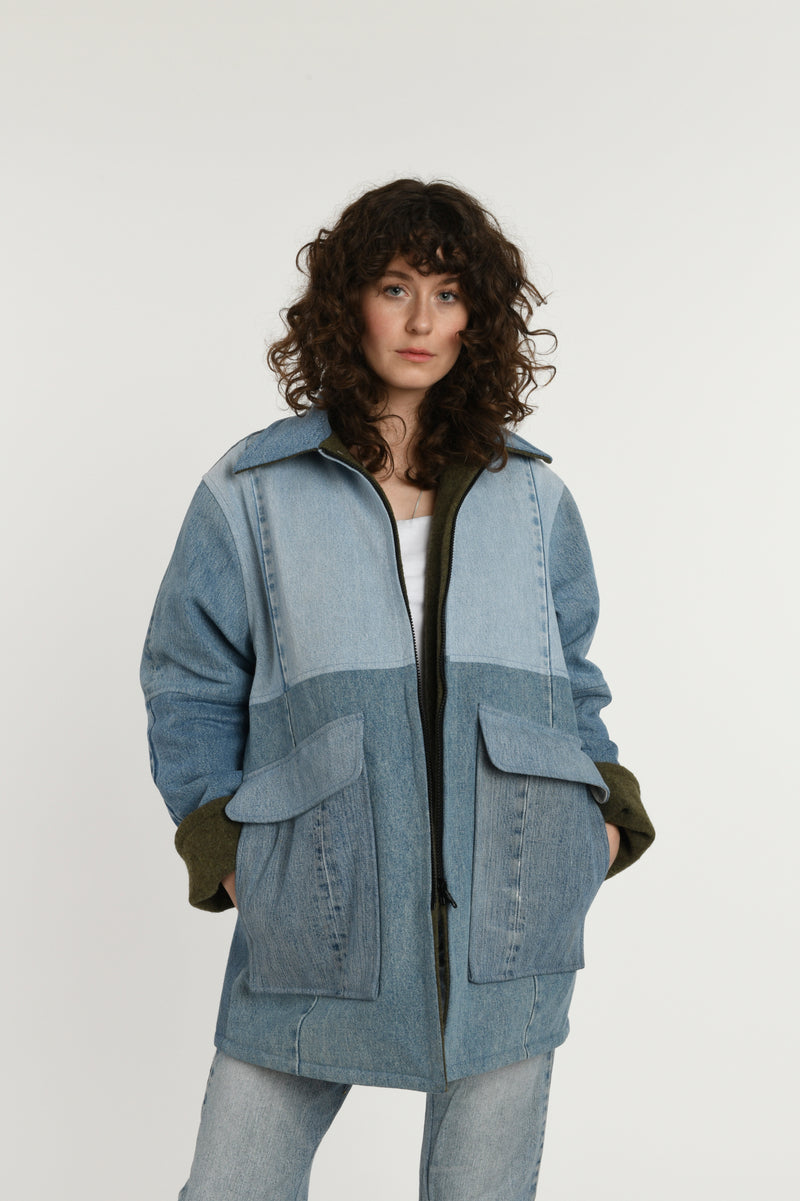 Dany Reversible Coat