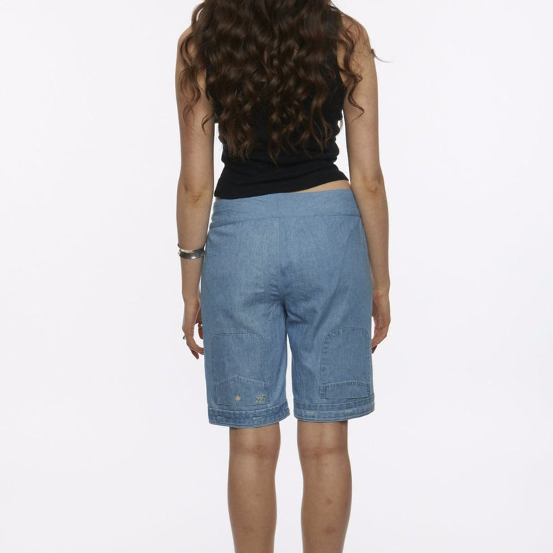 Kirby Chambray Board Short
