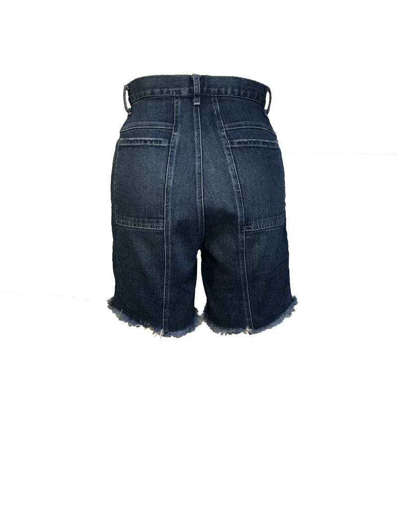 Fox Pleated Short