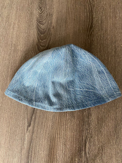 Reworked Denim Hat Sample