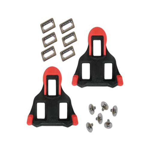 Shimano SM-SH10 Cleat Set, 0 Degree Float