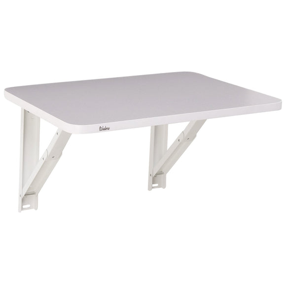 Wudore  Wall Mounted Folding Laptop Table