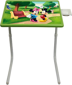 Graphitos Multi Purpose Foldable And Adjustable Table Mate With Cup Holder