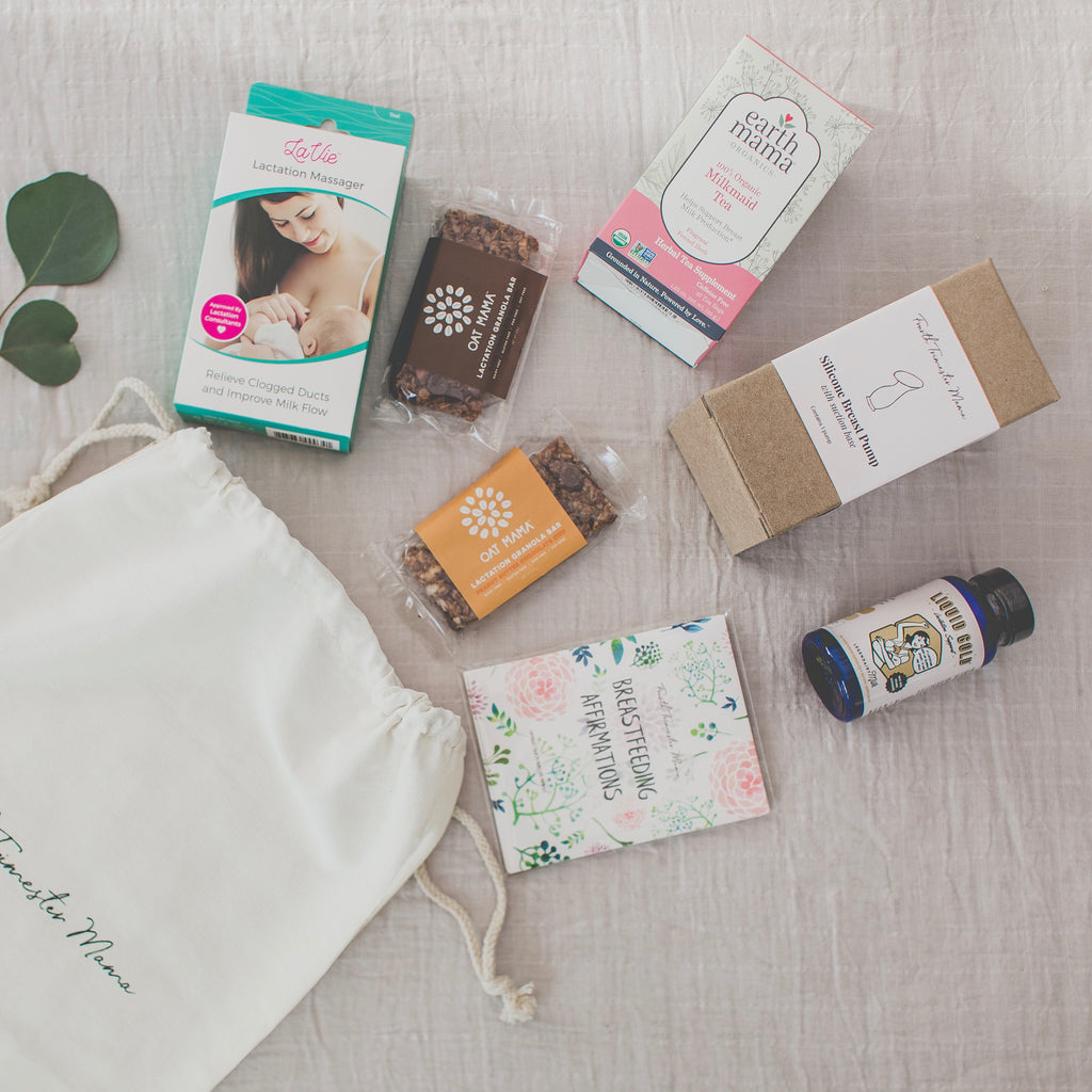Breastfeeding Essentials Care Kit for New Moms