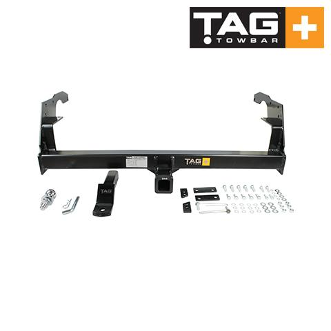 TAG Heavy Duty Towbar to suit Ford Ranger (04/2014 - 07/2015), Mazda BT-50 (04/2014 - 07/2015) - No Wiring Harness