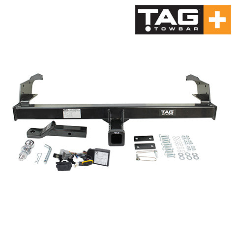 TAG Heavy Duty Towbar to suit Ford Ranger (01/2011 - on), Mazda BT-50 (11/2011 - on) - No Wiring Harness