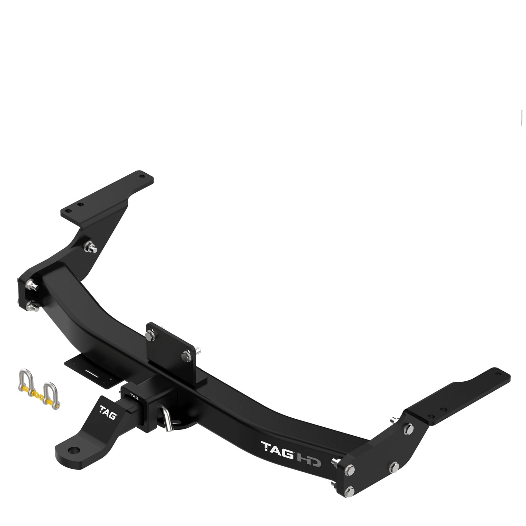 TAG Heavy Duty Towbar to suit Toyota Prado (11/2009 - on)