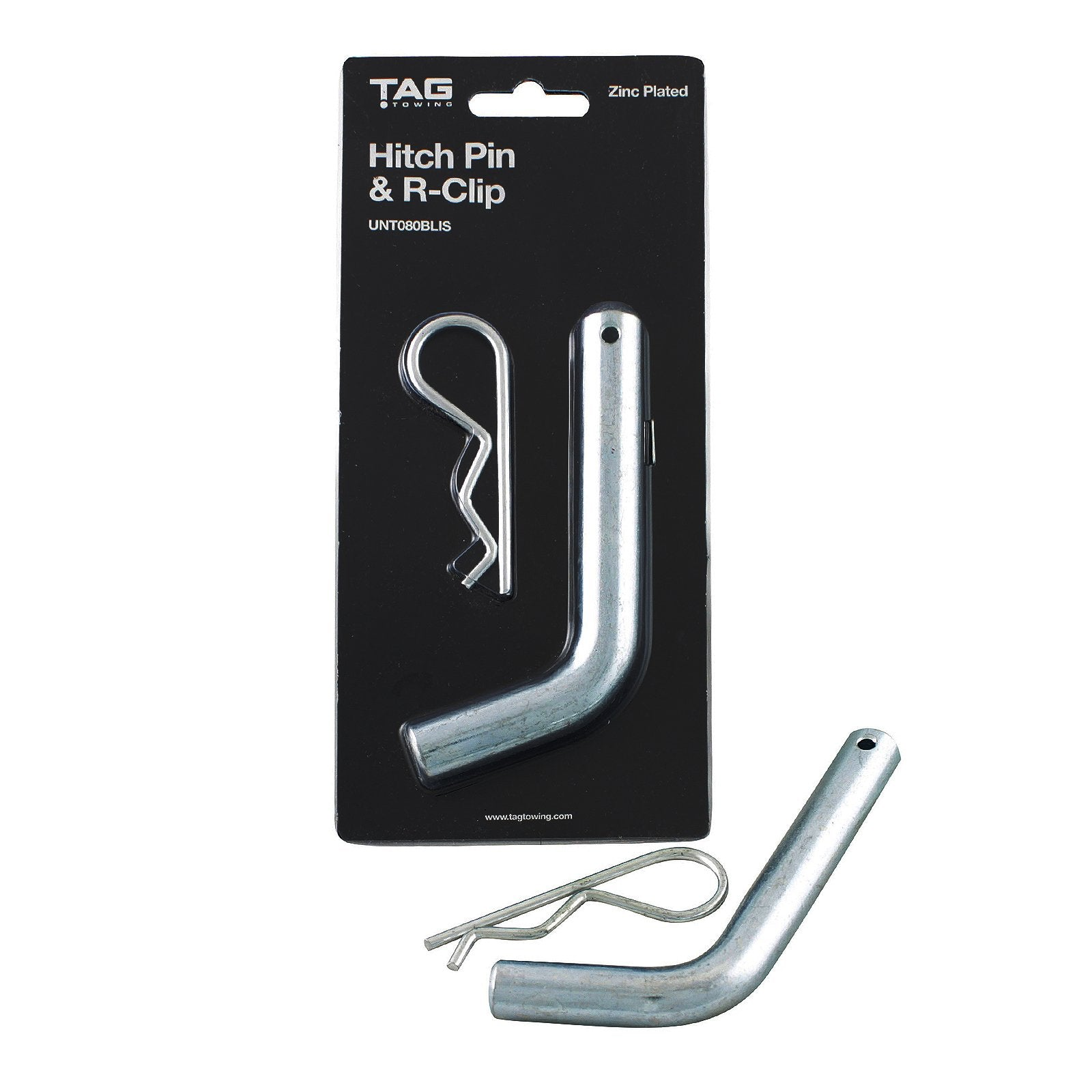 TAG Hitch Pin & R-Clip