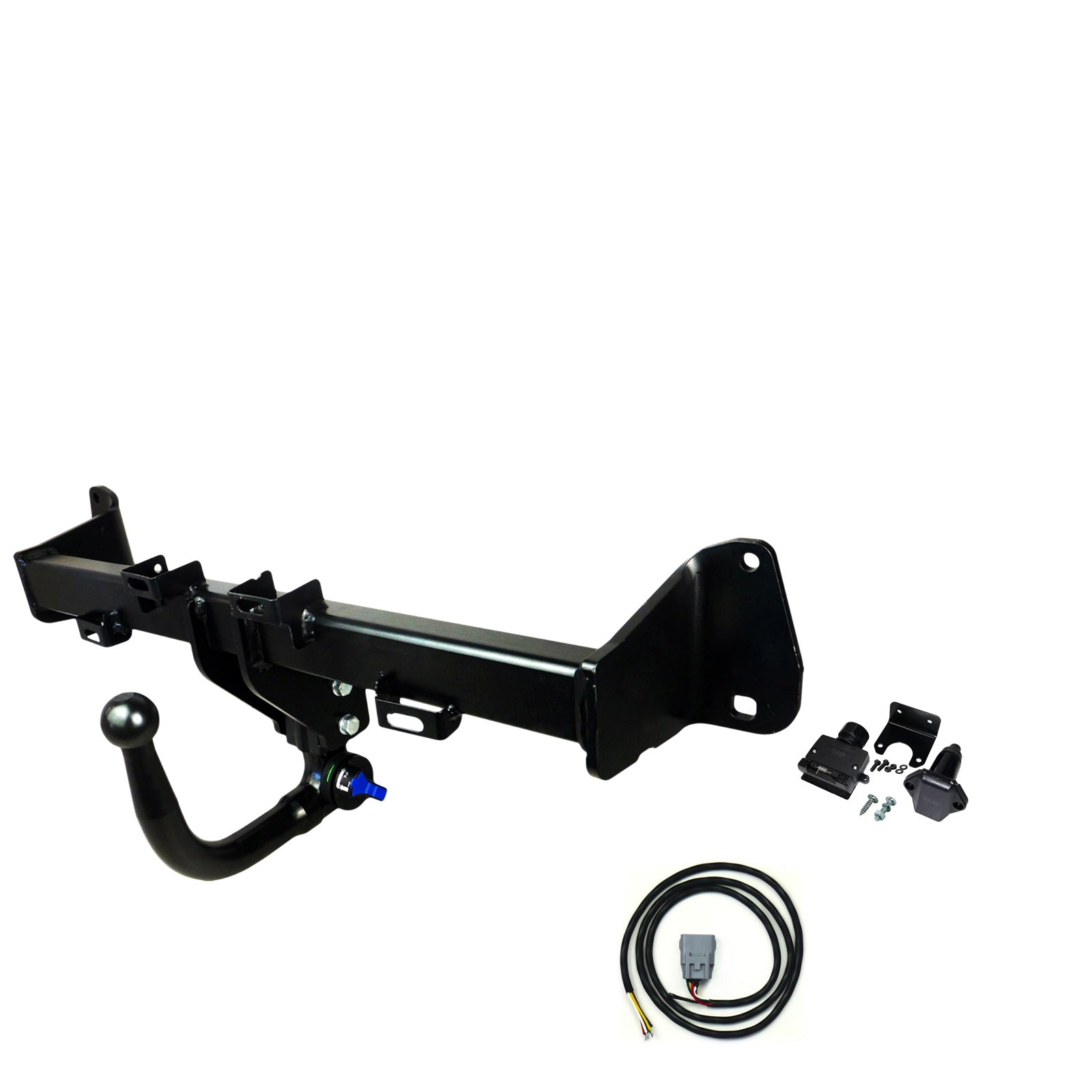 TAG Towbars European Style Tongue to suit Audi A6 (07/2011 - 0), A7 (07/2011 - 0)