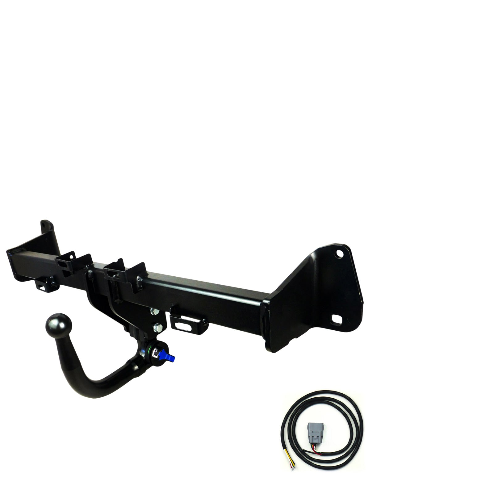 TAG Towbars European Style Tongue to suit Volkswagen Tiguan (05/2008 - 08/2016)