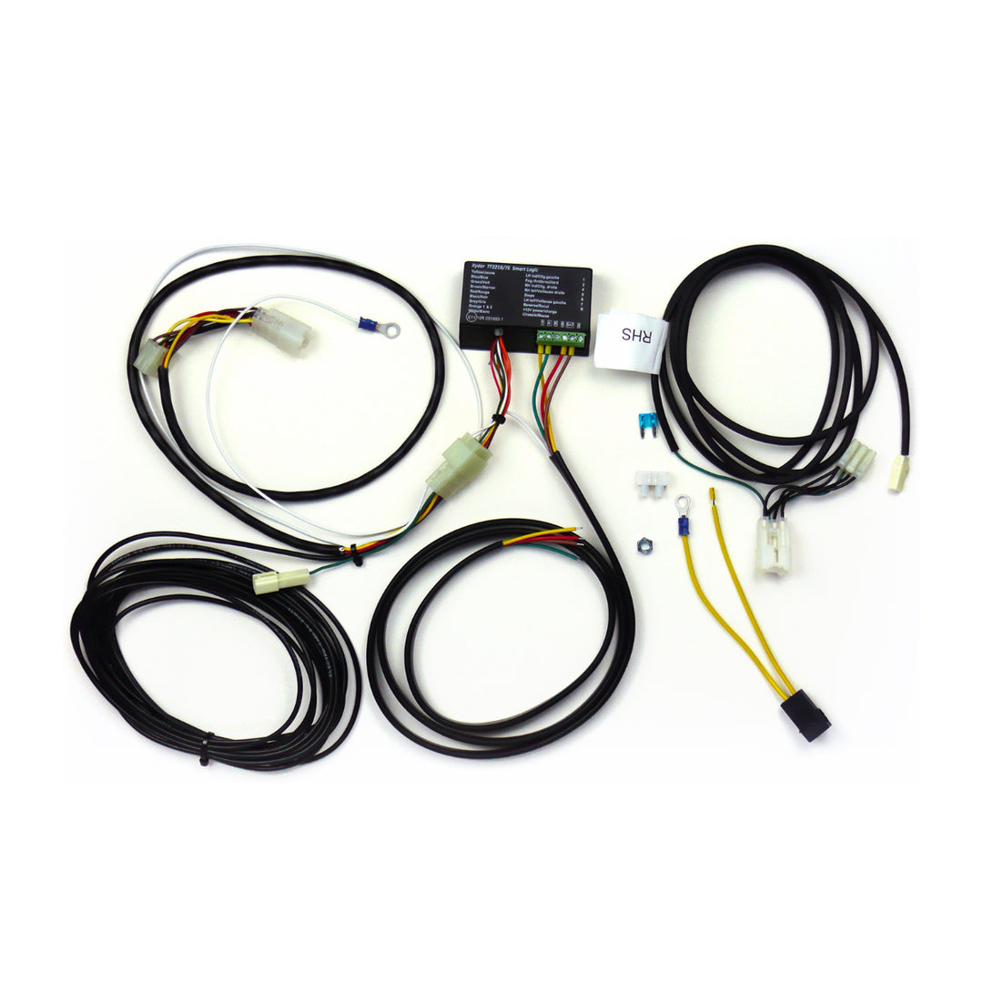 TAG Pulse Towbar Wiring Direct Fit Ecu to suit Toyota Rav4 (01/2005 - 01/2013)