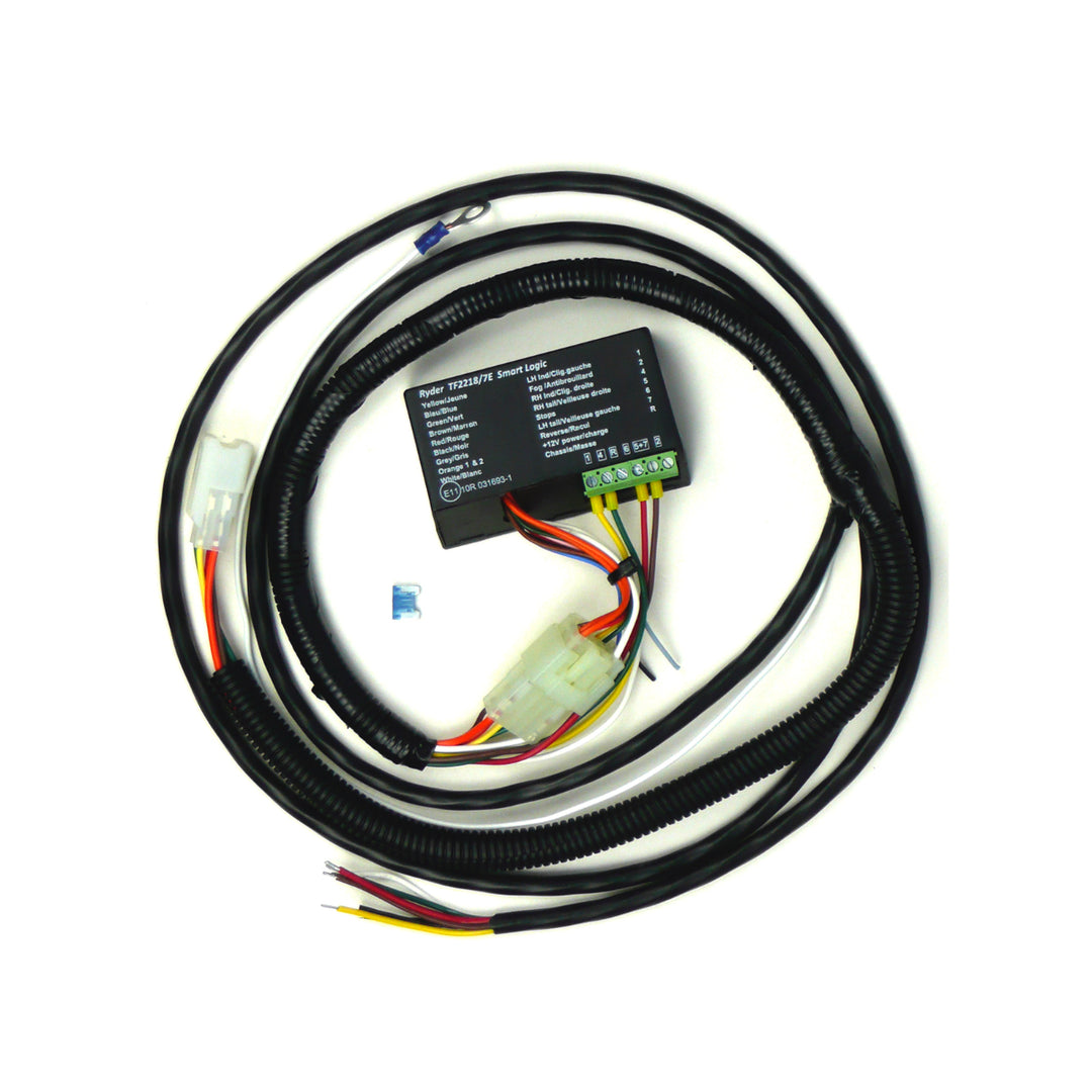 TAG Towbar Wiring Direct Fit Ecu to suit Toyota Kluger (01/2007 - 08/2014)