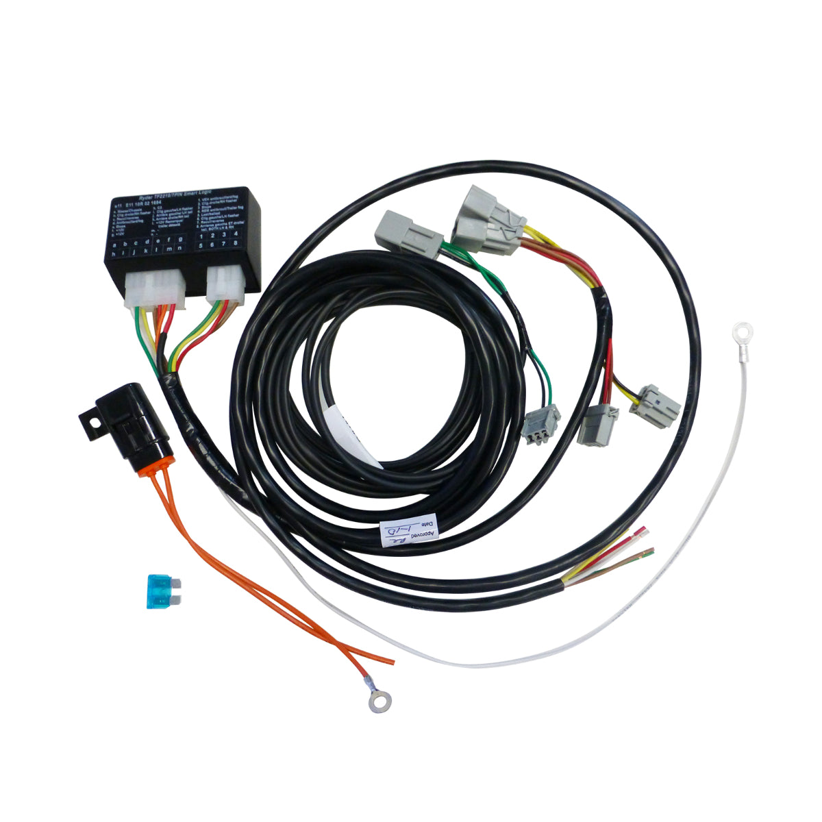TAG Towbar Wiring Direct Fit Ecu to suit Mazda CX-5 (02/2012 - 03/2017)