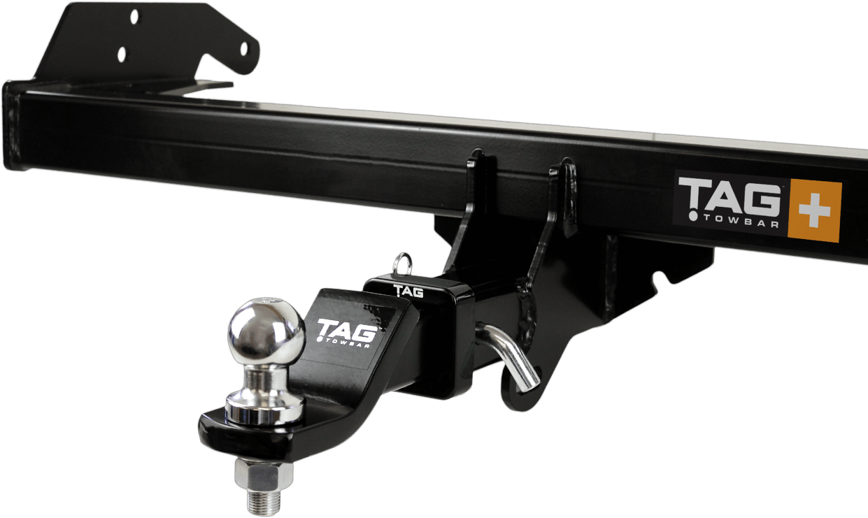 TAG 50mm Hitch Towbar