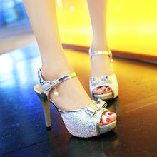 Load image into Gallery viewer, High Heels luxury Women Shoes