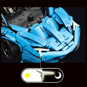 Toys Car Supercar Building Blocks