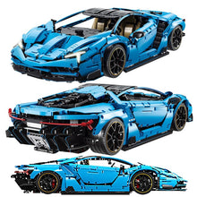 Load image into Gallery viewer, Toys Car Supercar Building Blocks