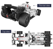 Load image into Gallery viewer, Toys Car Building Blocks Technic RC F1 Racing