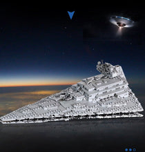 Load image into Gallery viewer, Toys Building Blocks Destroyer Cruise Ship